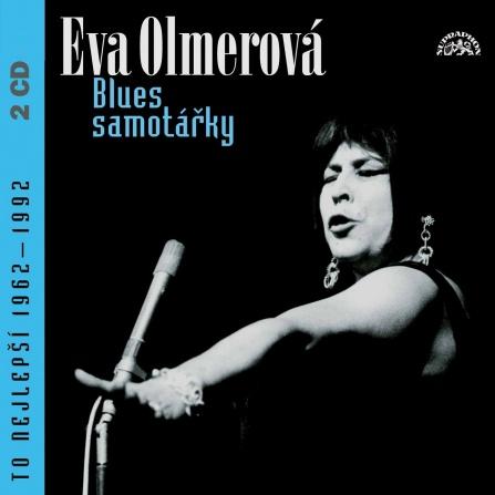 Eva Olmerová - Blues samotářky - To nejlepší 1962 - 1992 CD (2)