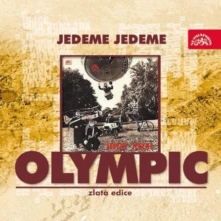Olympic - Zlatá edice 3 Jedeme, Jedeme CD