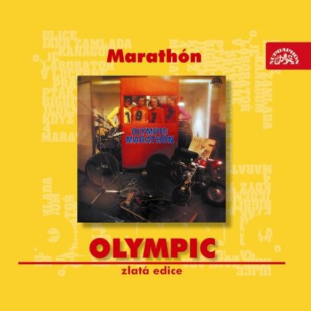 Olympic - Zlatá edice 5 Marathon CD
