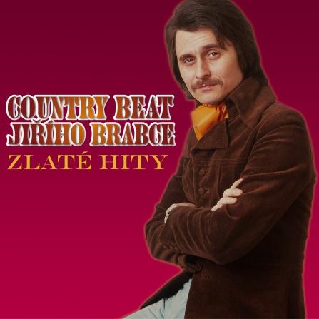 Country Beat Jiřího Brabce - Zlaté hity CD (2)