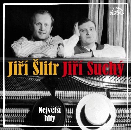 Jíří Suchý a Jiří Šlitr - Největší hity CD
