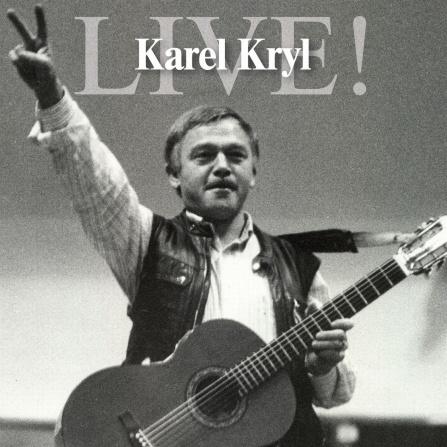 Karel Kryl - Live! (2CD)