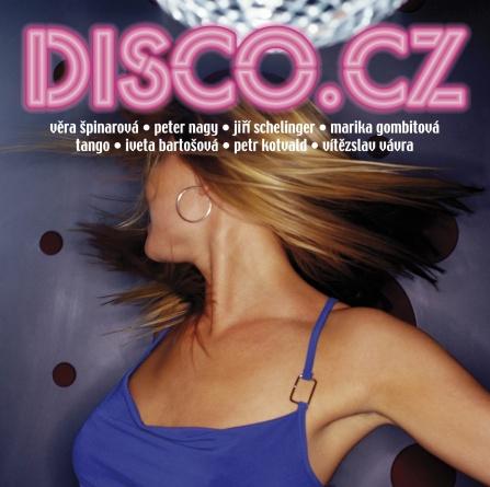 Various - Disco.cz CD