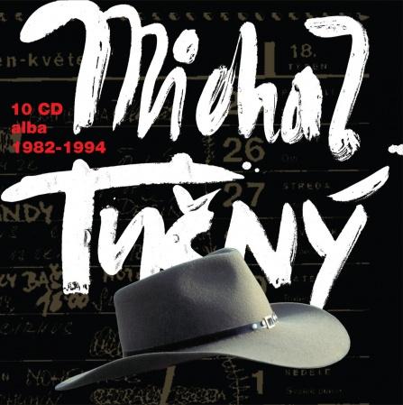 Michal Tučný - Alba 1982 - 1994 CD (10)