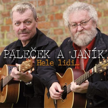 Miroslav Paleček a Michael Janík - Hele lidi - 40 písniček CD (2)