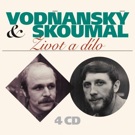 Jan Vodňanský & Petr Skoumal - Život a dílo CD (4)