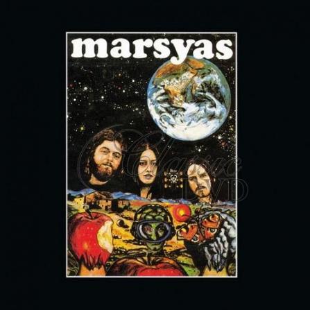 Marsyas - Marsyas LP
