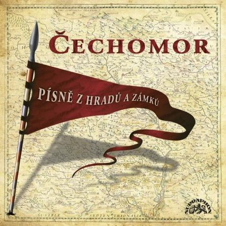 Čechomor - Písně z hradů a zámků CD