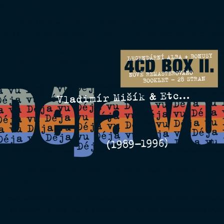 Vladimír Mišík - Déja vu 2 (1989-1996) CD (4)