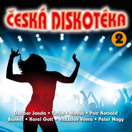 Various - Česká diskotéka 2 CD