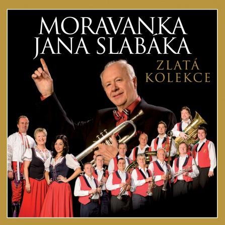 Moravanka Jana Slabáka - Zlatá kolekce CD (3)