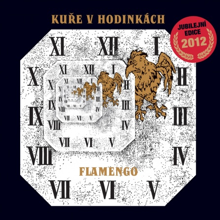 Flamengo -  Kuře v hodinkách CD