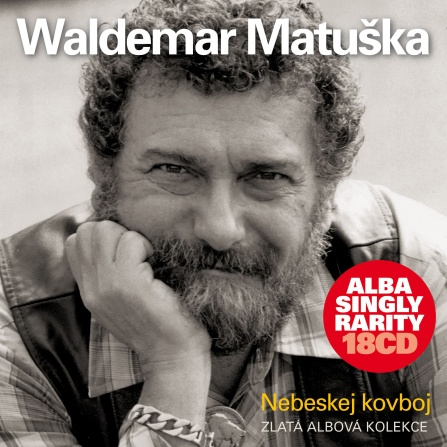Waldemar Matuška - Cesty CD (18)