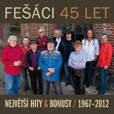 Fešáci - 45 let Největší hity & bonusy CD (2)