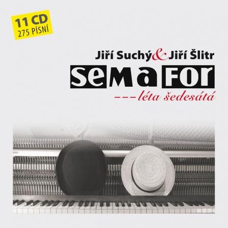 Semafor - Semafor komplet 1964-1971 CD (11)