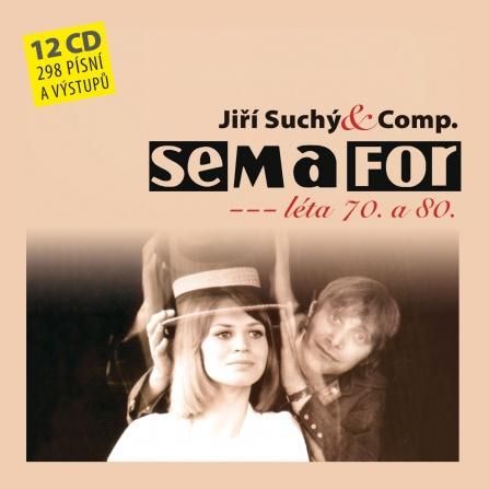 Semafor - Semafor 70. a 80. léta CD (12)