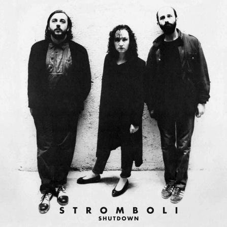 Stromboli - Shutdown CD