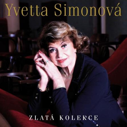 Yvetta Simonová - Zlatá kolekce CD (3)
