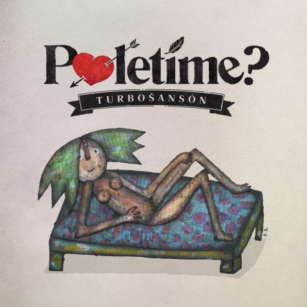 Poletíme? - Turbošansón CD