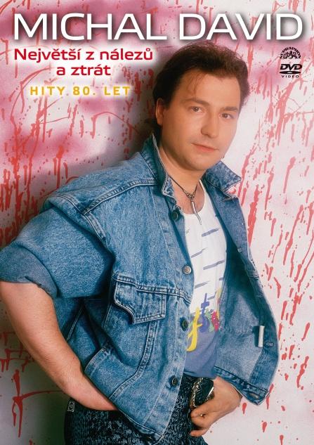 Michal David - Největší z nálezů a ztrát Hity 80.let DVD