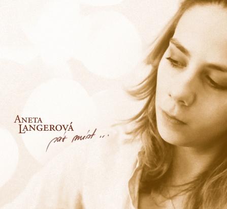 Aneta Langerová - Pár míst CD+DVD