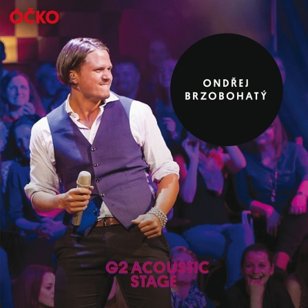 Ondřej Brzobohatý - G2 Acoustic Stage CD+DVD