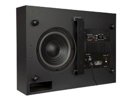 Subwoofer ART Sound FL - A80 černý