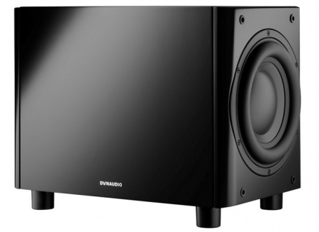 Dynaudio Sub 6 Black Satin