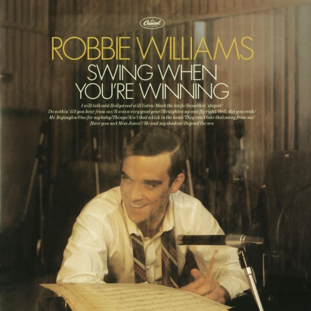 Robbie Williams - Swing When You´Re Winning LP