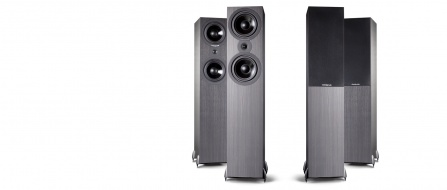 Cambridge Audio SX80 - černá