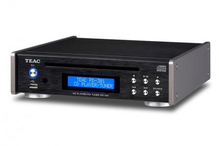 Teac PD-301DAB Black