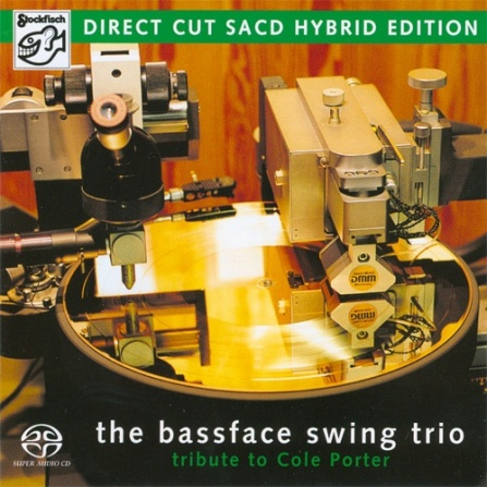 The Bassface Swing Trio - Tribute To..., Feat. Barbara Bürkle (Voc.) - SACD/CD