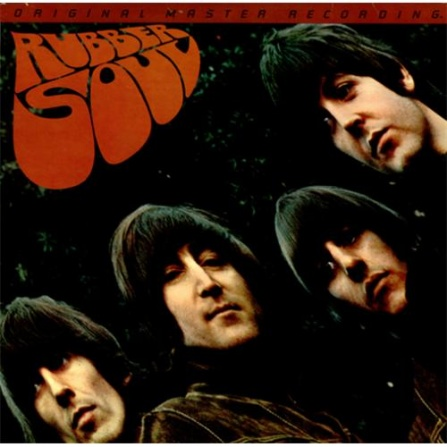 The Beatles - Rubber Soul / LTD LP
