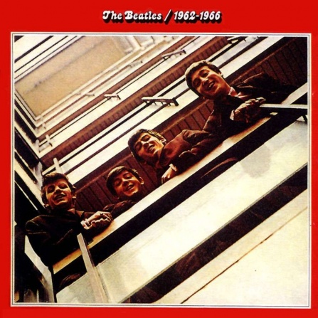 The Beatles - Beatles 1962-1966 2LP