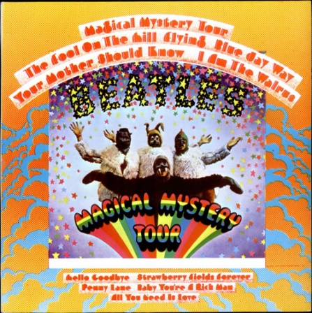 Beatles - Magical Mystery Tour/LTD 180g LP