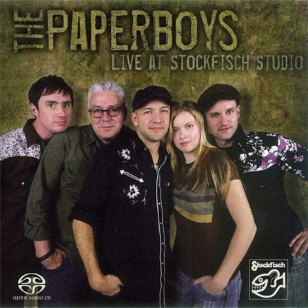 The Paperboys - Live At Stockfisch Studio - LP