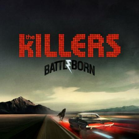 The Killers - Battle Born LP