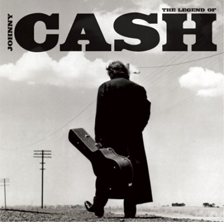 Johnny Cash - The Legend Of Johnny Cash CD