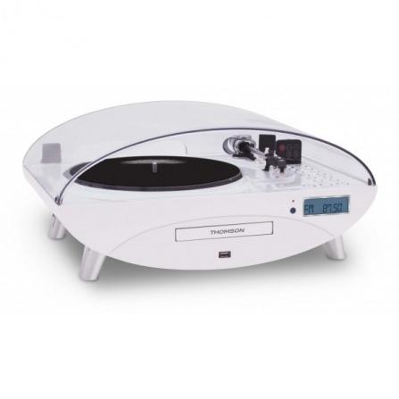 Thomson TT 401 CD bílý