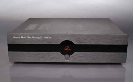 Předzesilovač Canor TP 306 VR+ černý
