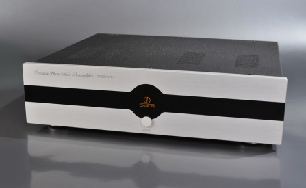 Předzesilovač Canor TP 306 VR+ stříbrný