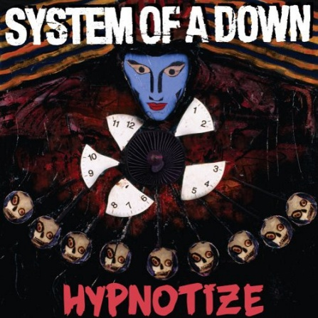 System Of A Down - Hypnotize CD