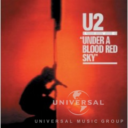 U2 - Under a Blood Red Sky / Rema LP