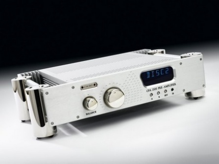 Chord Electronics CPA 2500 Silver