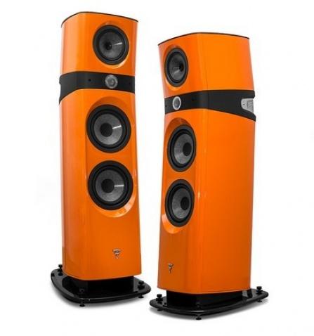Focal Sopra N3 - Electric Orange
