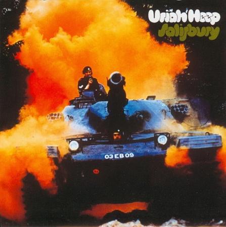Uriah Heep - Salisbury 2LP