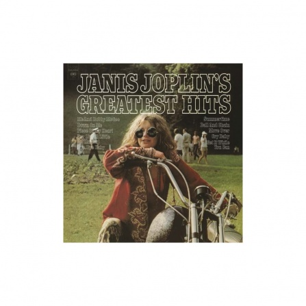 Janis Joplin - Greatest Hits LP