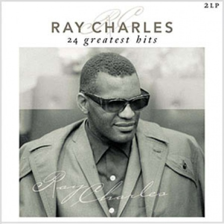 Ray Charles - 24 Greatest Hits 2LP