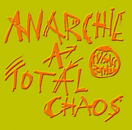 Visací Zámek - Anarchie a Total Chaos LP