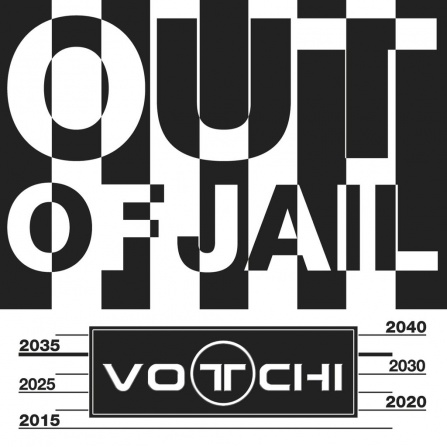 Votchi - Out of Jail CD
